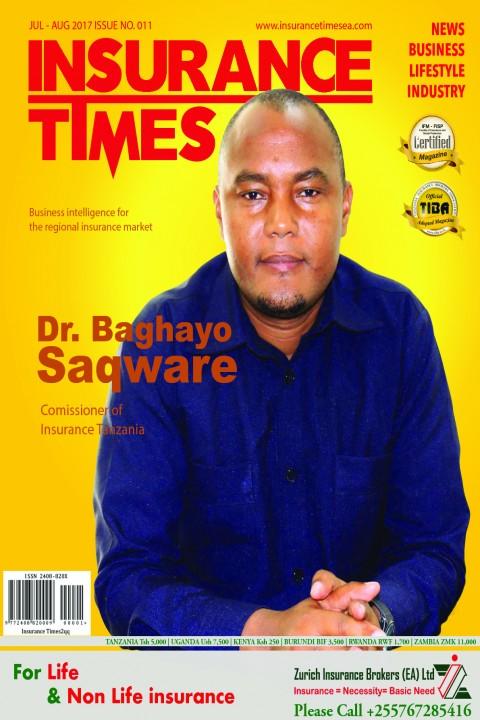 Dr. Baghayo Saqware | Insurance Times
