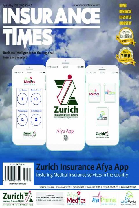Zurich Insurance Afya App | Insurance Times