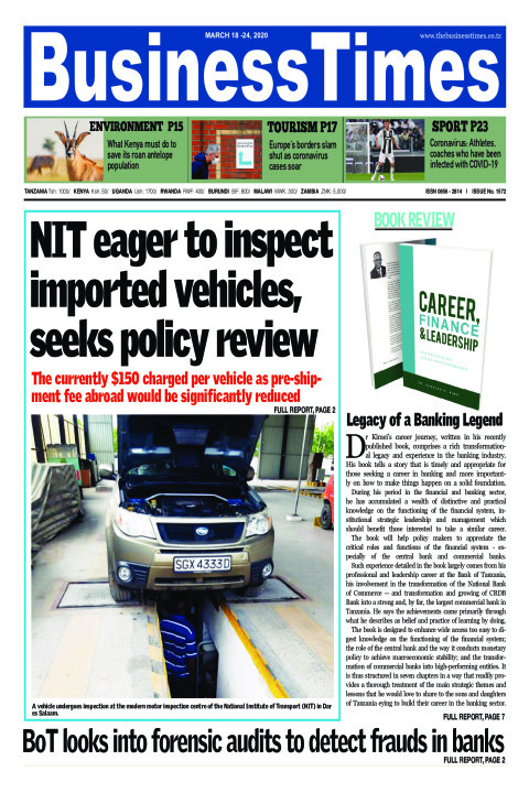 NIT eager to inspect imported vehicles seeks policy review. | Business Times