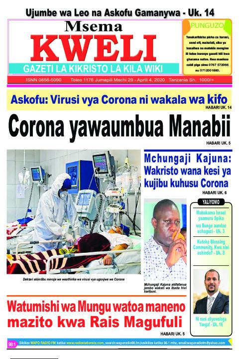 Corona yawaumbua Manabii | MSEMA KWELI