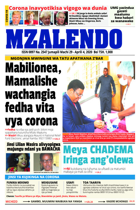 Fahamu: Jinsi ya kujikinga na Corona | Mzalendo