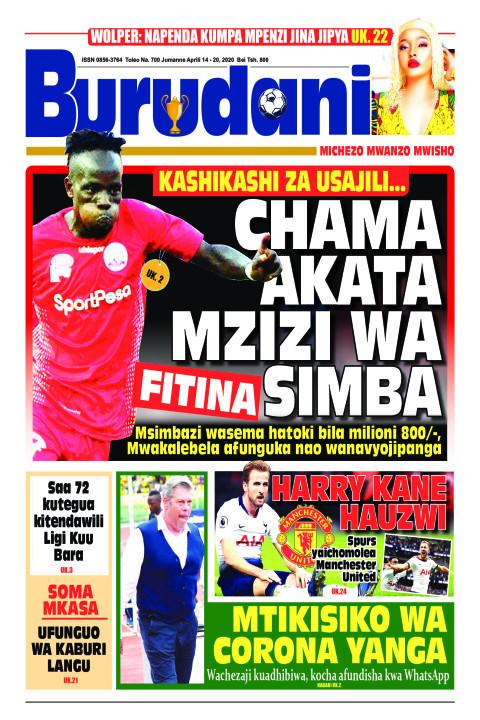 Chama akata mzizi wa fitina Simba | Burudani