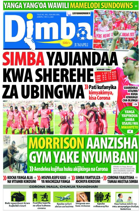 Simba yajiandaa kwa Sherehe za Ubingwa | DIMBA