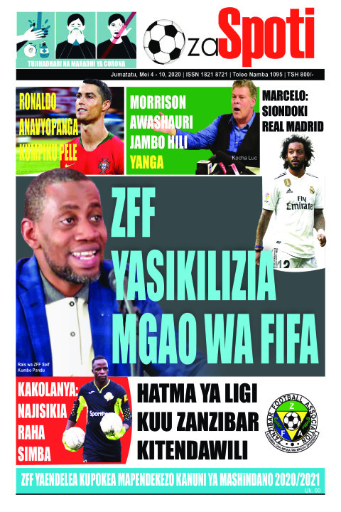 Hatma ya Ligi Kuu Zanzibar Kitendawili | ZA SPOTI