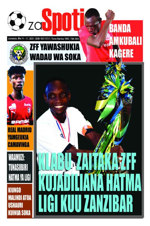 Klabu zaitaka ZFF kujadiliana hatma Ligi Kuu Zanzibar | ZA SPOTI