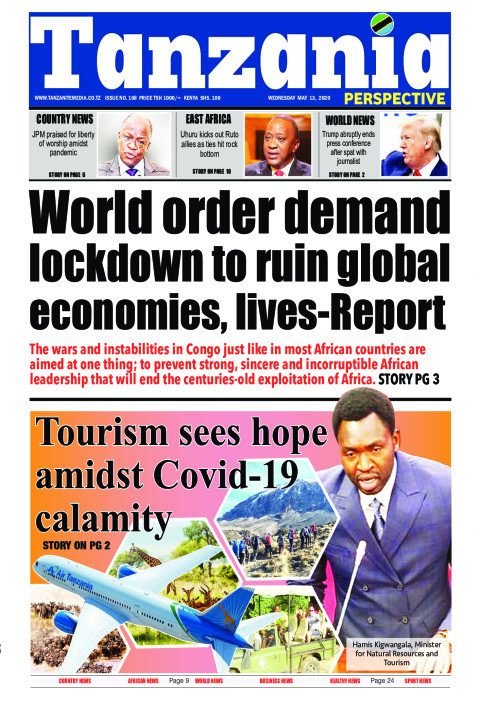 Tourism sees hope amidst Covid-19 calamity | Tanzania Perspective