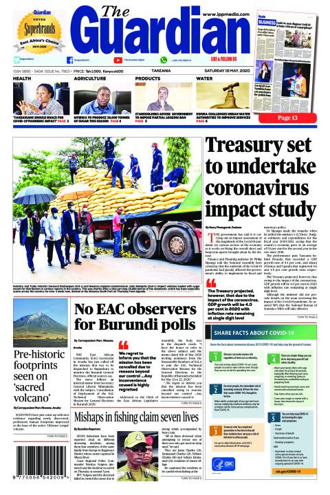 Treasury set to undertake coronavirus impact study | The Guardian