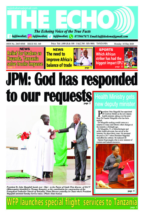 JPM: God has responded