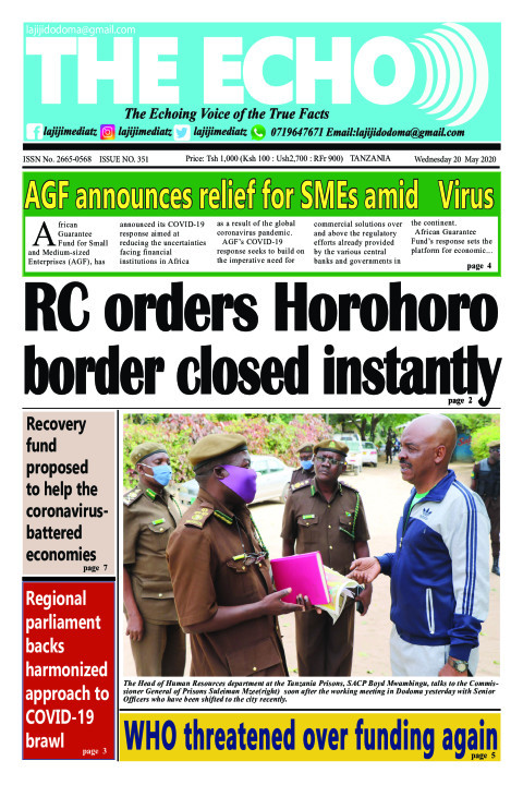 RC orders Horohoro