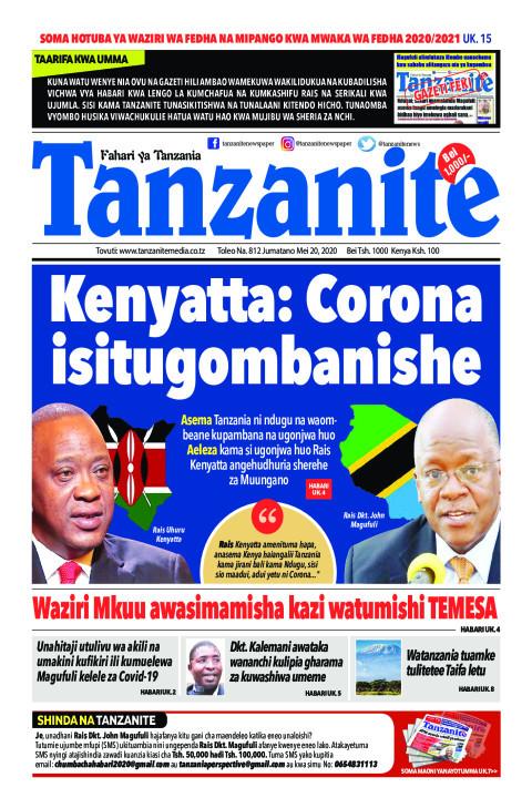 Waziri Mkuu awasimamisha kazi watumishi TEMESA | Tanzanite