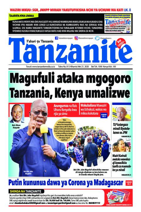 Waziri Mkuu: SGR, JNHPP miradi ya kutufikisha nchi ya Uchumi | Tanzanite