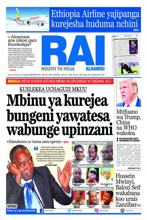 Kuelekea Uchaguzi Mkuu: Mbinu ya kurejea bungeni yawatesa wa | Rai