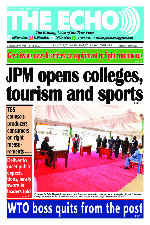 JPM opens colleges,