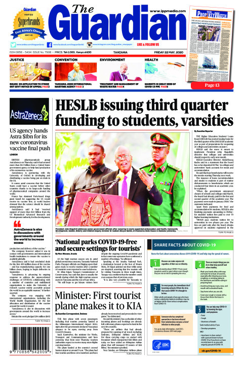HESLB issuing third quarter funding to students, varsities | The Guardian