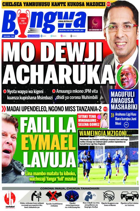 MO Dewji acharuka. Nyota wapya wa kigeni kuanza kupishana Ms | Bingwa