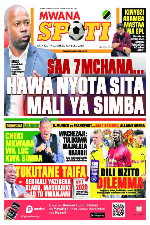 SAA 7MCHANA... HAWA NYOTA SITA MALI YA SIMBA  | Mwanaspoti