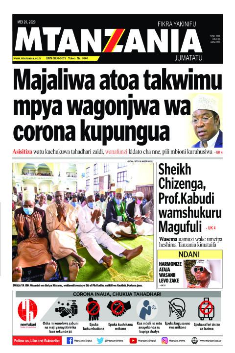 Majaliwa atoa takwimu mpya wagonjwa wa corona kupungua | Mtanzania