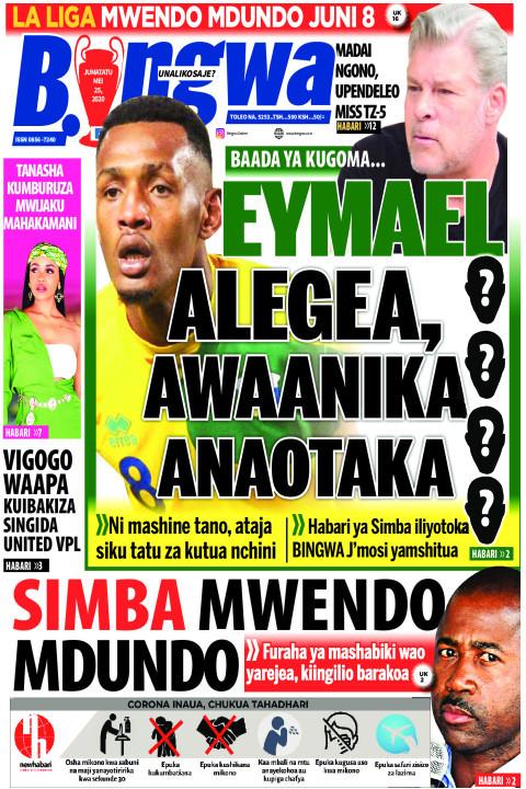 EYMAEL ALEGEA, AWAANIKA ANAOTAKA | Bingwa
