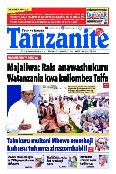 TAKUKURU muiteni Mbowe mumhoji kuhusu tuhuma zinazomkabili | Tanzanite