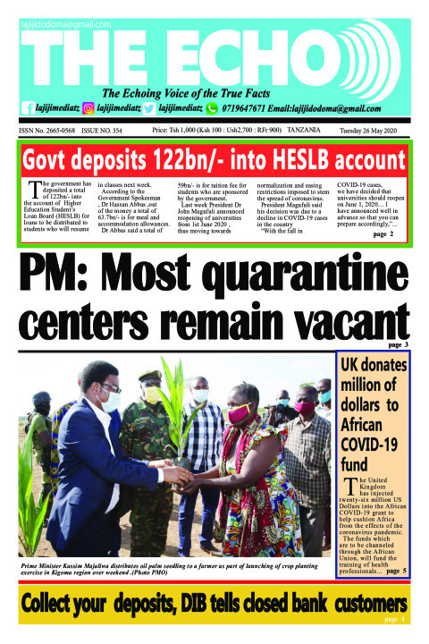 PM: Most quarantine
