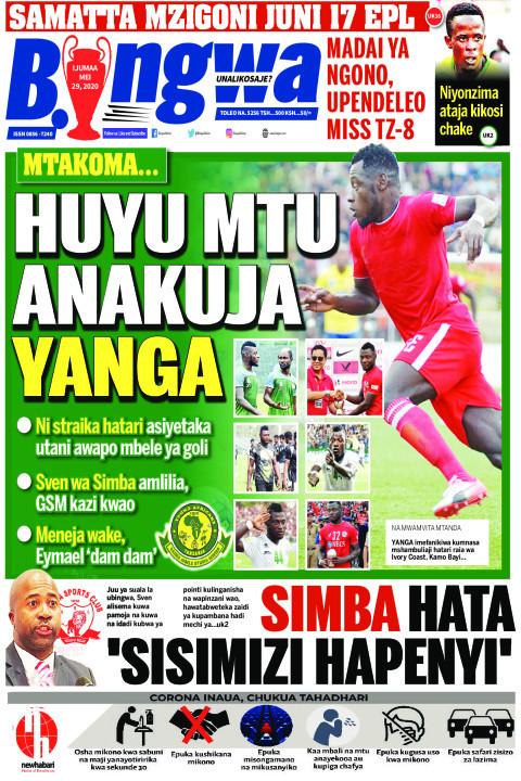 Samatta mzigoni Juni 17 EPL | Bingwa