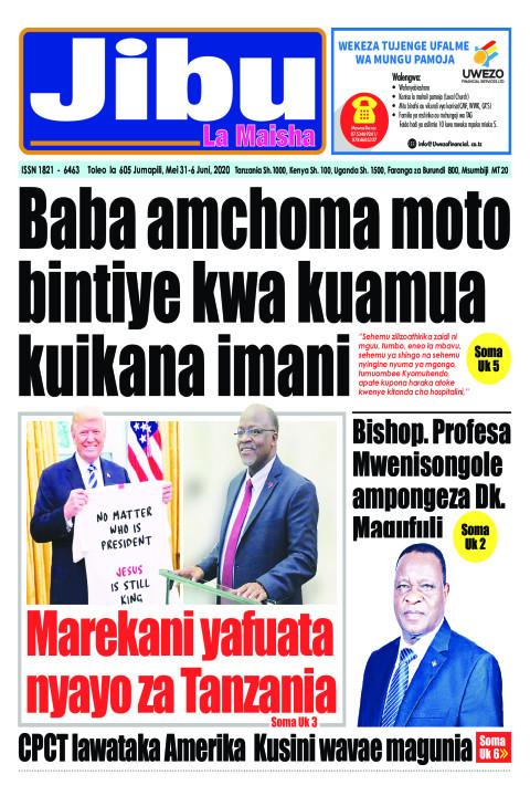 Baba amchoma moto bintiye kwa kuamua kuikana Imani | JIBU LA MAISHA