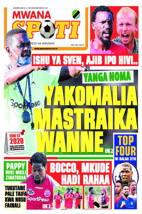 YANGA  NOMA YAKOMALIA MASTRAIKA WANNE  | Mwanaspoti