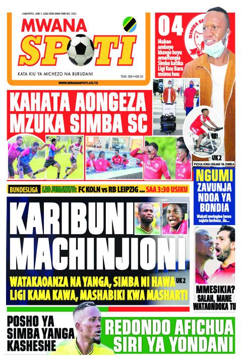 KARIBUNI MACHINJIONI | Mwanaspoti