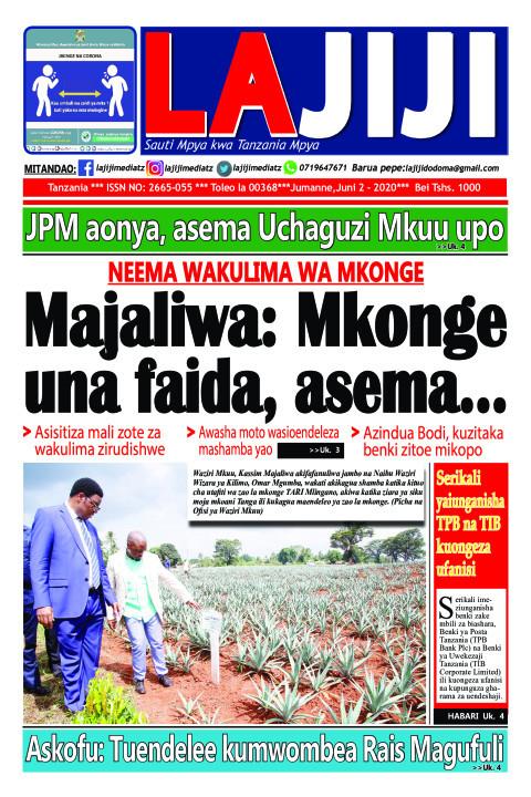 Majaliwa: Mkonge una faida, asema…  | LaJiji