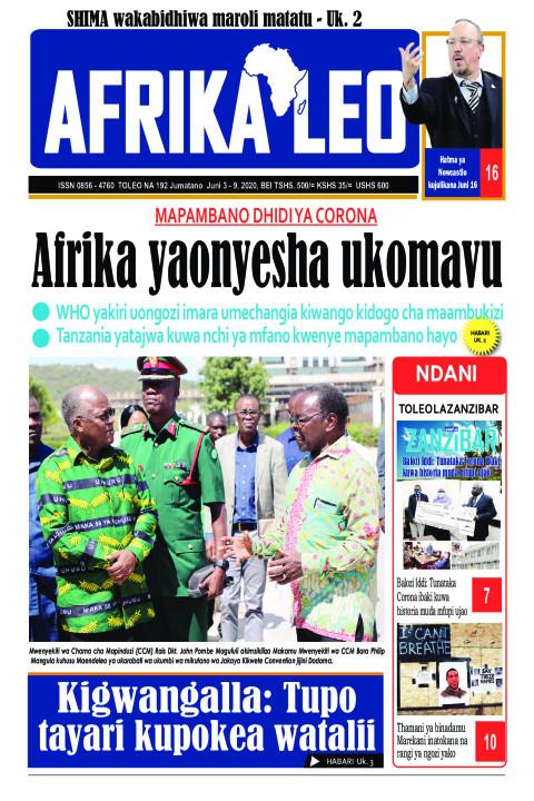Mapambano dhidi ya Corona: Afrika yaonyesha ukomavu | AFRIKA LEO