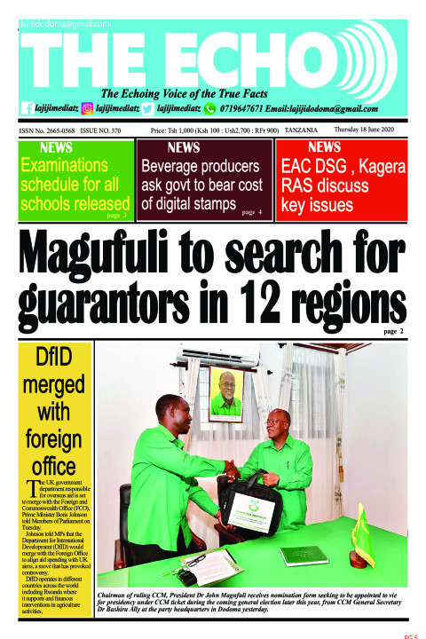 Magufuli to search for