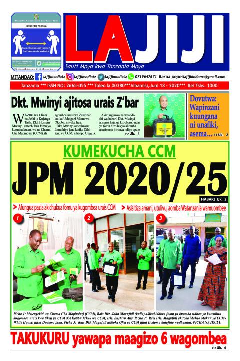 JPM 2020/25 | LaJiji