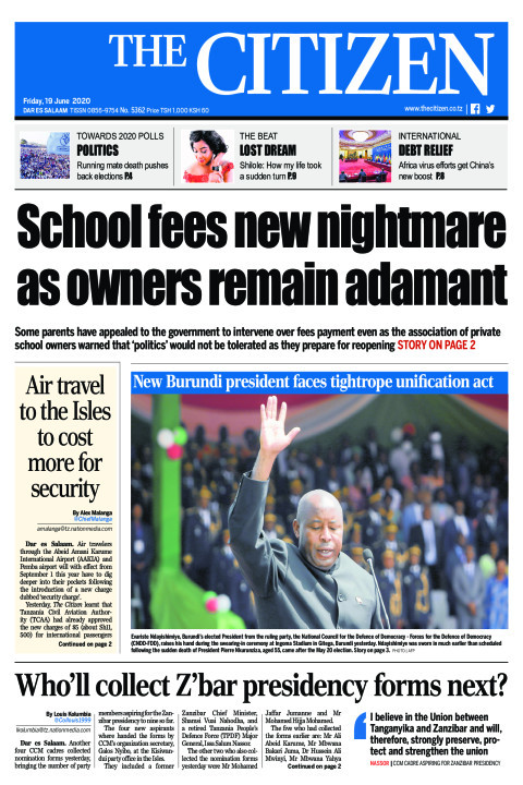 School fees new nightmare as owners remain adamant | The Citizen