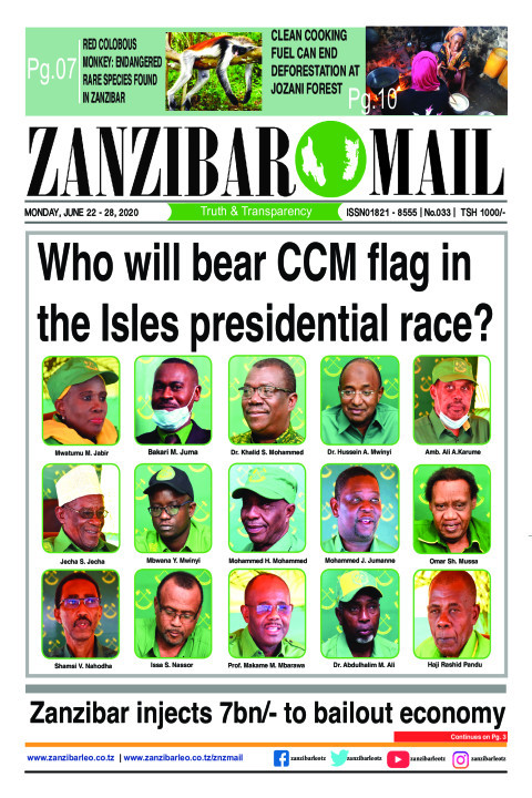 Who will bear CCM flag in the Isles presidential race? | ZANZIBAR MAIL