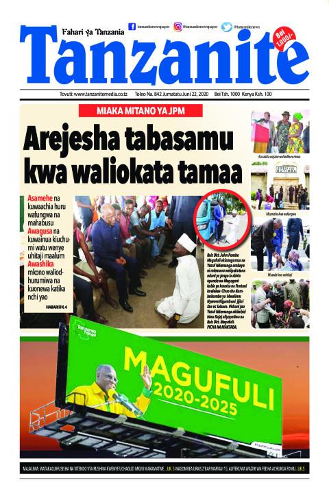 Arejesha tabasamu kwa waliokata tamaa | Tanzanite