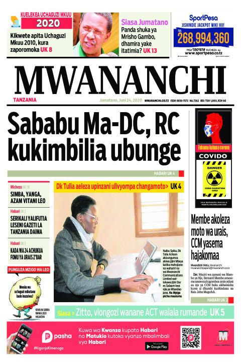 Sababu Ma-DC, RC kukimbilia ubunge | Mwananchi