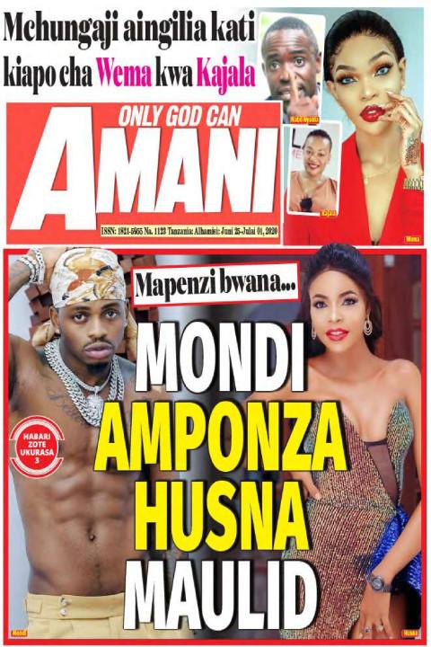 MONDI AMPONZA HUSNA MAULID | AMANI