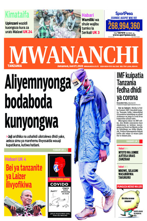 Aliyemnyonga bodaboda kunyongwa | Mwananchi