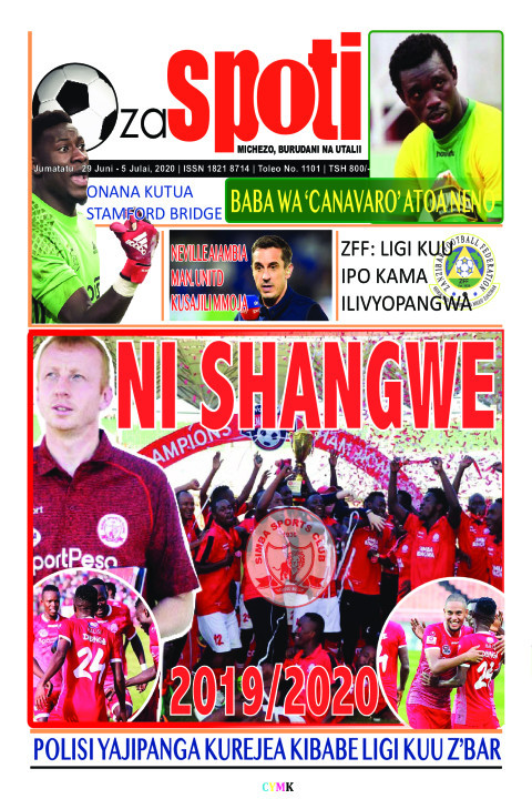 Ni shangwe | ZA SPOTI
