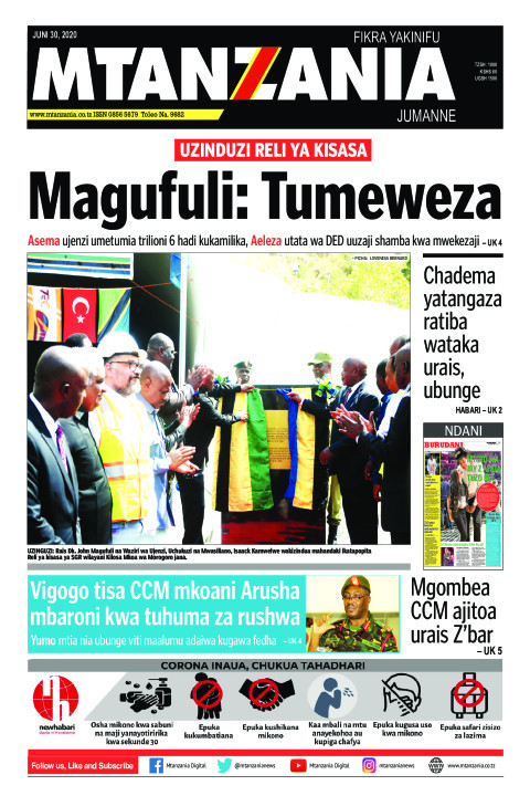 Magufuli: Tumeweza | Mtanzania