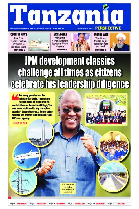 JPM development classics challenge all times as citizens cel | Tanzanite