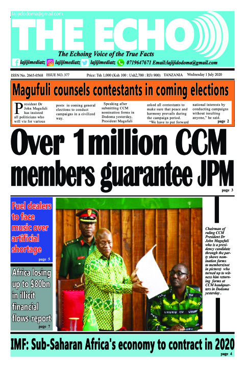 Over 1million CCM