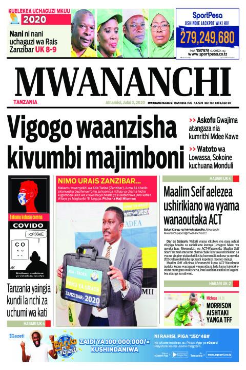 Vigogo waanzisha kivumbi majimboni | Mwananchi