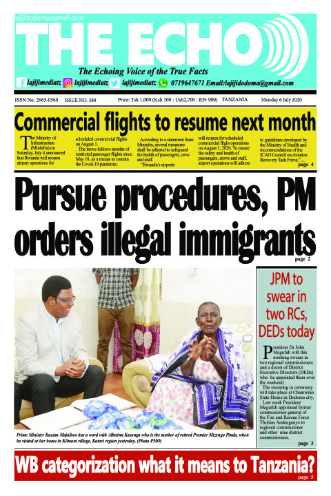 Pursue procedures, PM orders illegal immigrants | The ECHO