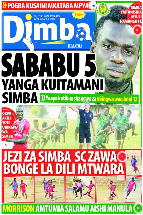 Sababu 5 Yanga kuitamani Simba | DIMBA