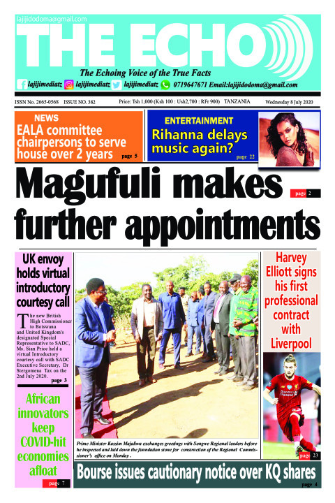 Magufuli makes further appointments | The ECHO