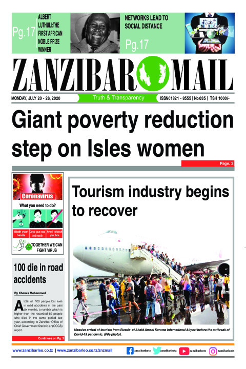 Giant poverty reduction step on Isles women | ZANZIBAR MAIL
