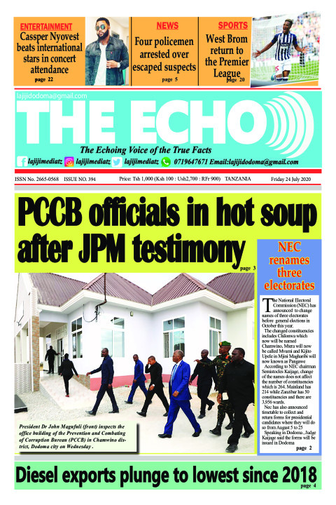 PCCB officials in hot soup