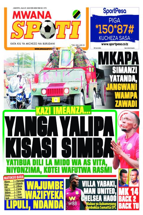 KAZI IMEANZA YANGA YALIPA KISASI SIMBA  | Mwanaspoti