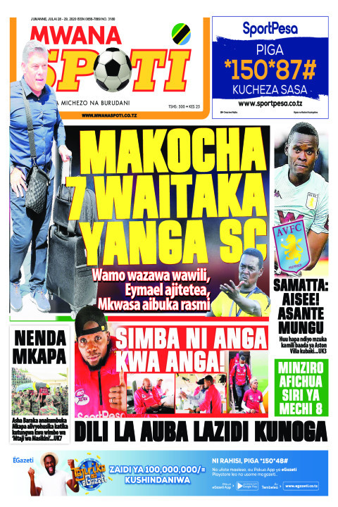 MAKOCHA 7 WAITAKA YANGA SC  | Mwanaspoti